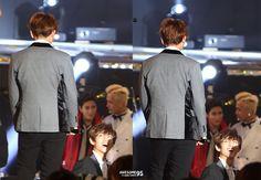 Taehyung (V) and Baekhyun (EXO)