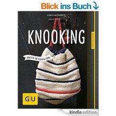 Knooking - häkeln im Stricklook (GU Kreativratgeber) eBook: Dorothee Borck: Amazon.de: Kindle-Shop Knooking, Kindle, Shops, Knitted Hats, Crafty, Diy, Amazon, Fashion, Books