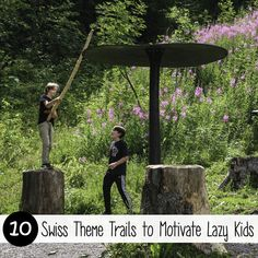 Children learn to love hiking on the fun activity theme trails in Switzerland, with interactive play stations scattered along the trail. See our favorites. Family Destinations, Amazing Destinations, Bring Up A Child, Cool Themes, Swiss Alps, Hiking Trails, Play Stations, Fun Activities, Kids Learning