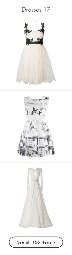 """""""Dresses 17"""" by o-hugsandkisses-x ❤ liked on Polyvore featuring dresses, vestidos, short dresses, robes, white, floral dress, white floral dress, white lace cocktail dress, lace dress and white cocktail dresses"""