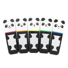 Panda highlighters :)