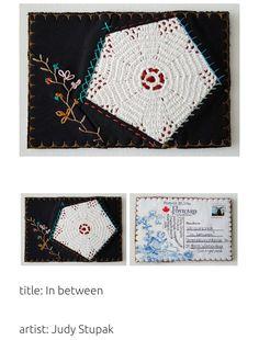 Mail Art, Artist, Decor, Decoration, Decorating, Artists, Dekorasyon, Dekoration, Home Accents