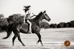 Great horse grad!