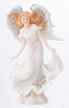June Roman Seraphim Angel of The Month Roman Giftware Item 64386 | eBay