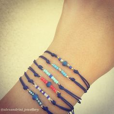 Summer beads #bracelets