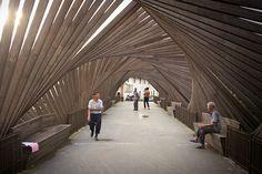 Bridge by Ge Quantao.