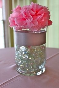 Babyshower Centerpiece but can easily be converted to suit any holiday!