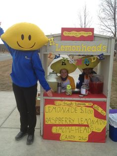 Lemonade Day 2012 Soldotna/Kenai