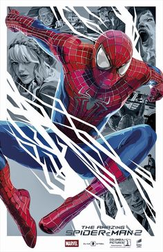 The Amazing Spider Man • 2