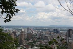 View of Montreal 2 | Cameron Fitzpatrick | Flickr