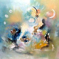 Actualité de l'artiste peintre et art-thérapeute Muriel Cayet