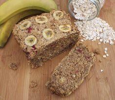 Fruit Smoothie Breakfast Bread Breakfast Smoothies, Fruit Smoothies, Healthy Food, Healthy Eating, Healthy Recipes, Muffin Bread, Fodmap, Banana Bread, Breads