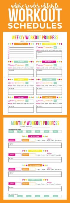 food fitness tracking sheet Film, music and books Pinterest - workout tracking sheet