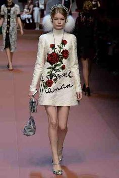 Dolce & Gabbana, Look #12