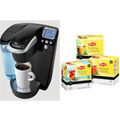 Lipton® K-Cup® and Keurig Brewer Giveaway click no free trial link to enter without subscription