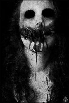 Creepy art ®