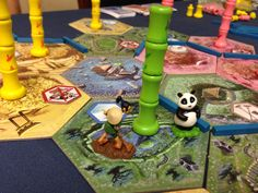 Boardgames: Takenoko, the  Cutest Game Ever. Photographer Tara Green