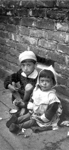In the Warsaw Ghetto :'(