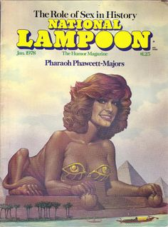 National Lampoon Magazine, Mad Magazine, Magazine Covers, American Humor, National Lampoons, Vintage Magazines, Books To Buy, Comic Covers, Comic Strips