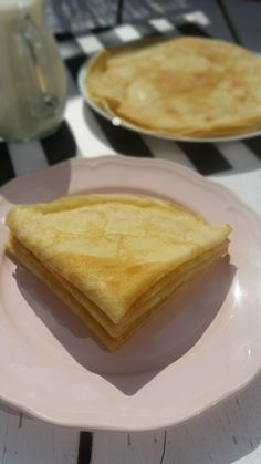 Naleśniki cienkie i elastyczne – idealne ciasto naleśnikowe Crepes, Pie, Ethnic Recipes, Food, Image, Italy, Torte, Cake, Pancakes