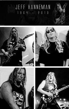 Jeff Hanneman! R.I.P! m/