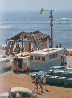 Hawaii in the '60s.