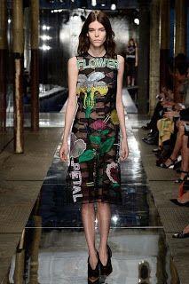 Christopher Kane primavera-verão 2014 - London Fashion Week