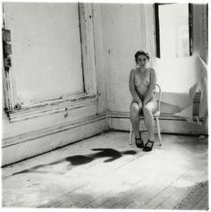 Francesca Woodman Untitled, Providence, Rhode Island, 1976