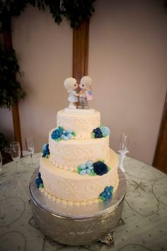 precious moment wedding cake preciousmoments wedding Wedding