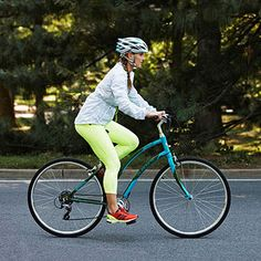 Ride on! - Cyclists everywhere should pay heed to this list of tips and tricks from Fitness Magazine to keep your riding safe, comfortable, and, of course, FAST!
