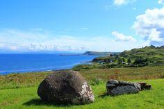 Skye island.