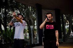 """El Hip Hop de """"El Enano con Julito Pro""""."""