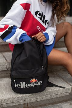 Italian lifestyle sportswear brand ellesse announces its re-entry into the North American market with a special Fall 2018 apparel and footwear collection. Nike Outfits, Teen Fashion Outfits, Casual Outfits, Ellesse, Mode Tennis, Tennis Clothes, Nike Clothes, Italian Lifestyle, Evolution Of Fashion