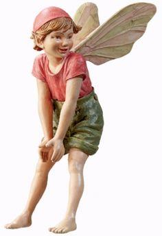 Flower-Fairy Elfe Kirsche (Stab)