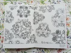 Diana Is One Of The Beautiful Iconic Fabric Patterns That You Can Colour In