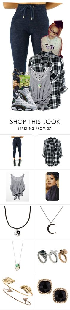 """""""HAPPY THANKSGIVING!!!!! ;D"""" by simplyaja18 ❤ liked on Polyvore featuring Rails, Free People, River Island, Andrea Fohrman, Kimberly McDonald, Tai and Fragments"""