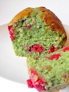 Cake pistache & framboise