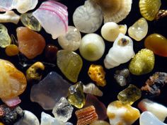 Sand Looks Unbelievably Cool Under a Microscope | | WIRED.com