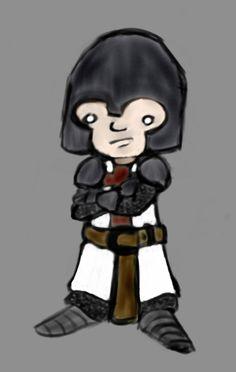 Gavin the Templar by Jesterius85.deviantart.com on @DeviantArt