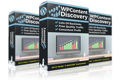 """WP Content Discovery Review – Backlinks + Traffic + Profit In Under """"2 MINUTES"""" Guaranteed! To drive high-quality traffic is always the goal of many online marketers. If you spend one minute checking on the Internet, you will find a lot of ways to boost traffic with or without any fee at all. But they do not always work.  In this WP Content Discovery Review, I want to introduce to you an amazing traffic-driven tool that would need only minutes to drive more traffic to your website. It's…"""