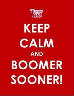 Boomer Sooner!
