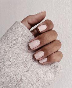 Nail Polish Brands, Essie Nail Polish, Nail Polish Colors, Nail Manicure, Pastel Nails, Nude Nails, Glitter Nails, Acrylic Nails, Pink Nails