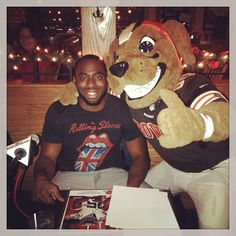 Chris Ogbonnaya an Chomps at the Browns Radio Preview Show!