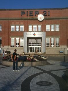 Canadian Museum of Immigration at Pier 21 in Halifax, Nova Scotia | by where is Andrew now? via Flickr