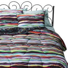 target: room essentials® cityscape comforter set $39.99 (queen