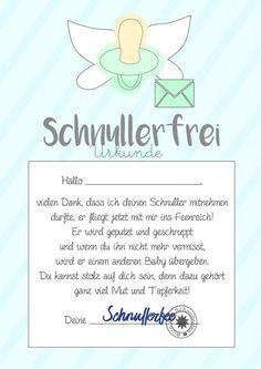 schnullerfee brief vorlage zum ausdrucken