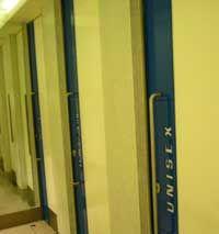 Unisex bathroom design simple and clean design for Unisex bathroom ideas