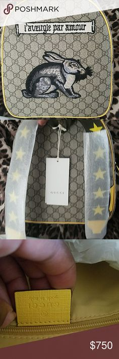 AUTHENTIC Children's gucci backpack Brand new children's gucci backpack Gucci Accessories Bags