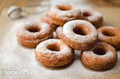 Serowe oponki Bagel, Doughnut, Bread, Food, Brot, Essen, Baking, Meals, Breads