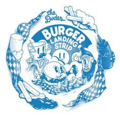 Bernstein & Andriulli - Illustrators - Mcbess - Illustration Retro Cartoons, Old Cartoons, Vintage Cartoon, Logo Character, Character Design, Drawing Cartoon Faces, Spooky Tattoos, Cartoon Tattoos, Retro Logos